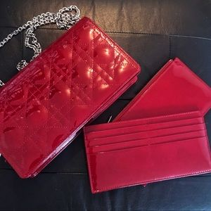 ✨Auth - Dior card and pouch holders for sale
